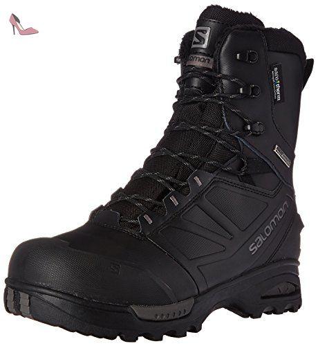 Salomon TOUNDRA PRO CSWP boots d'hiver homme: Amazon.fr: Chaussures et Sacs