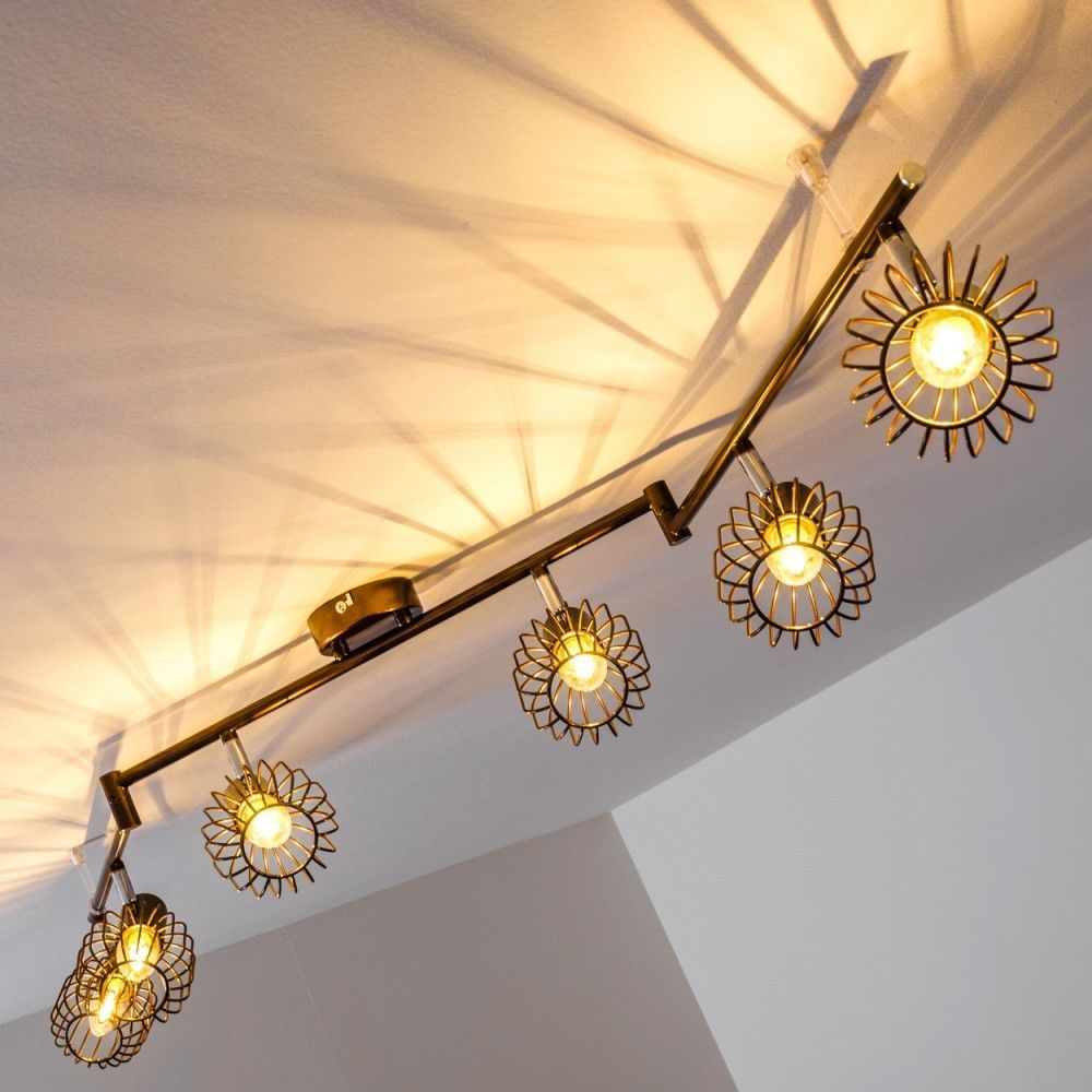 Küchen Strahler Design Deckenlampe Vintage Wohn Zimmer Lampen Decken ...