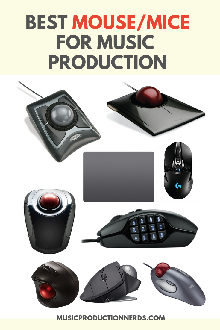 Studio mouse Project Mouse