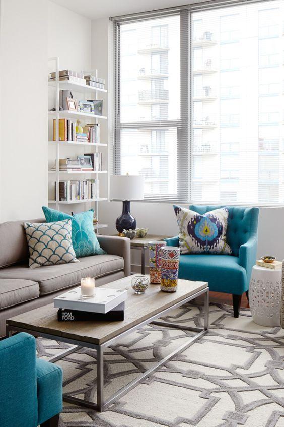 12 colores que combinan con gris s per gu a para combinar con gris la casa pinterest - Colores que combinan ...