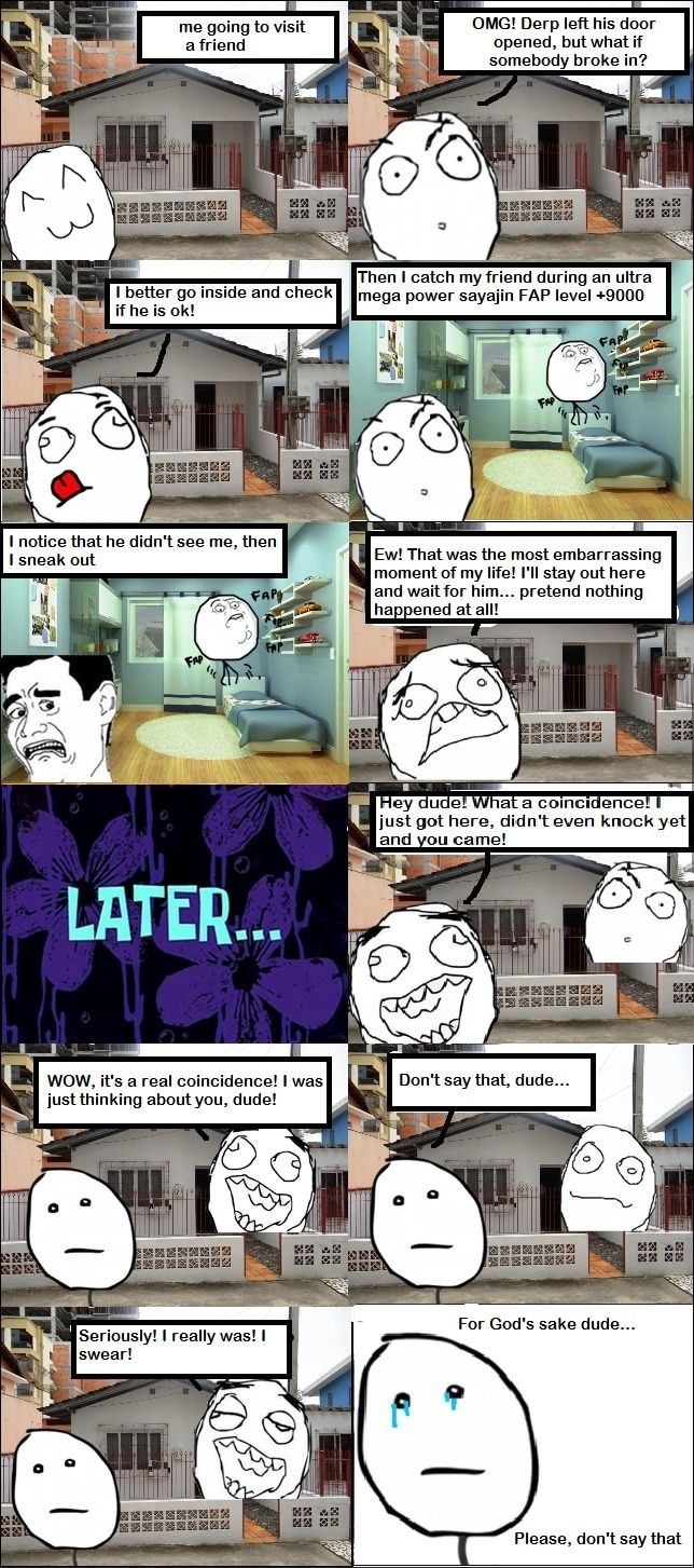 Didn't knock and you came  - funny pictures #funnypictures