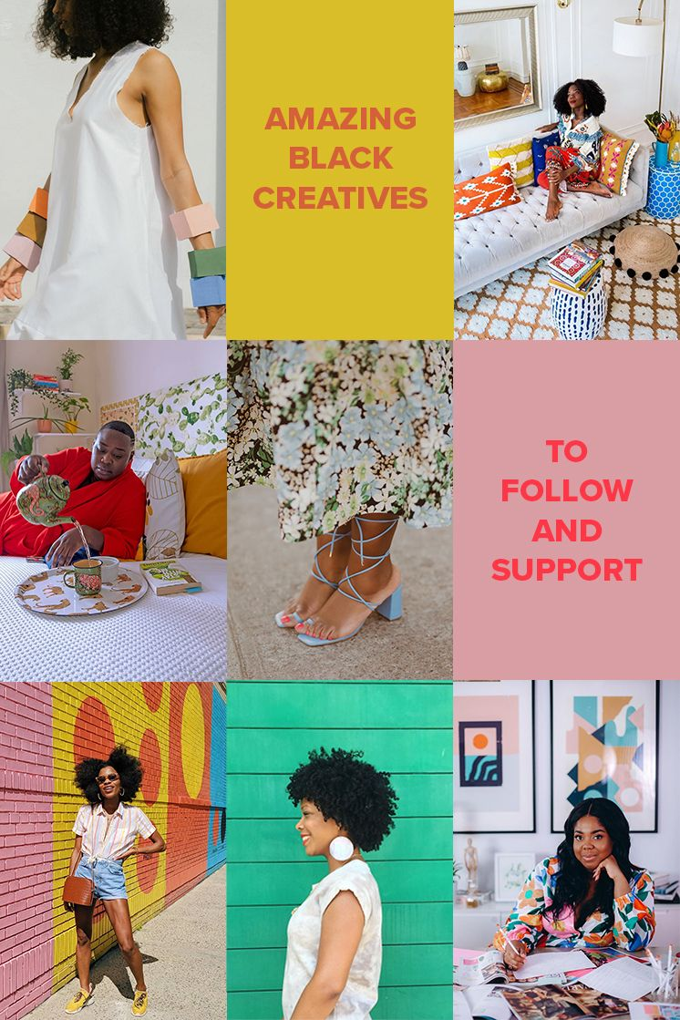 Black Creatives To Follow And Support The House That Lars Built In 2020 Black Artists Black Lives Matter Art Art Matters