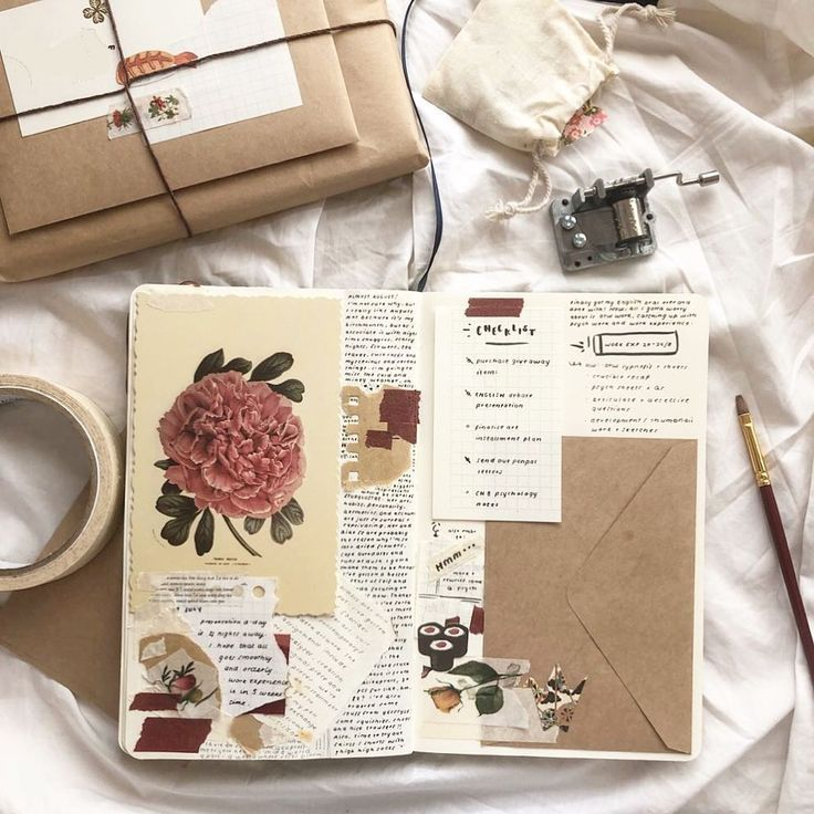 27 Messy Style bullet journals to make you feel totally normal | My Inner Creative