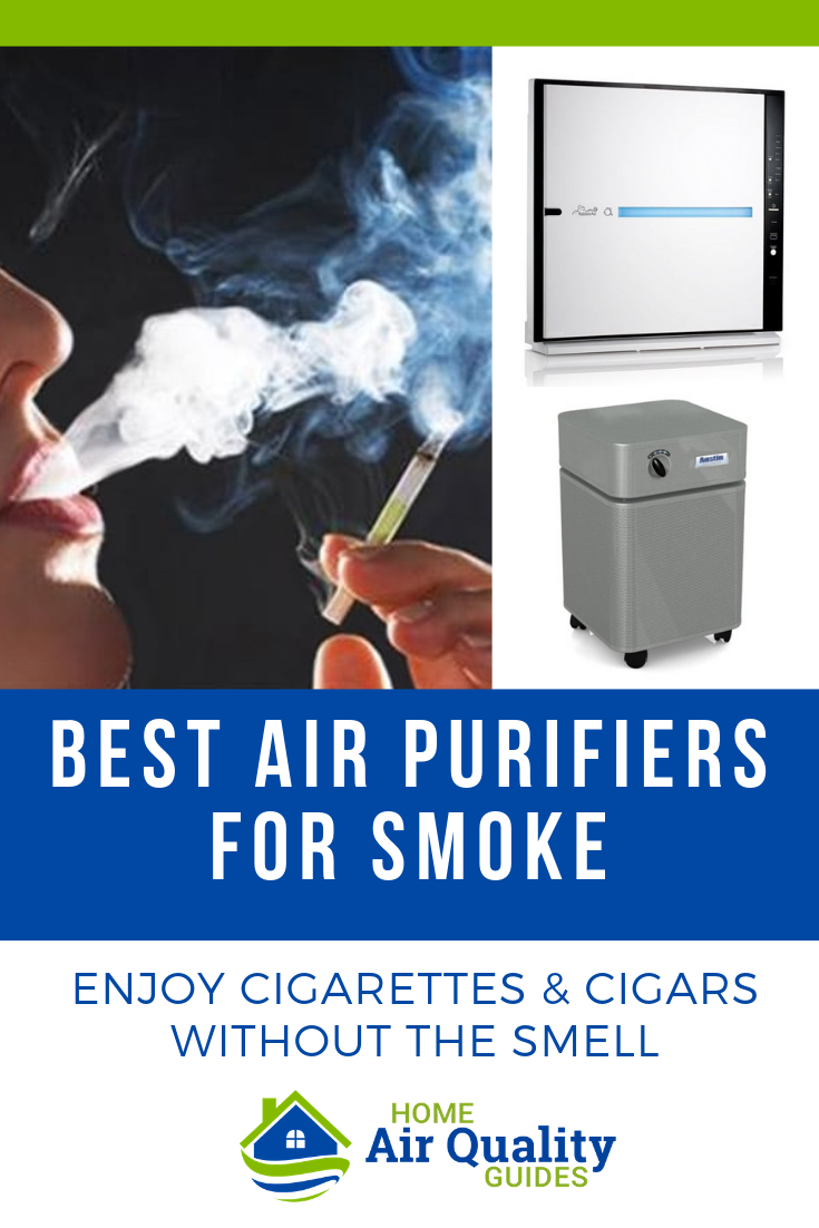 Best Air Purifier for Cigarette Smoke and Cigar Odor | Best