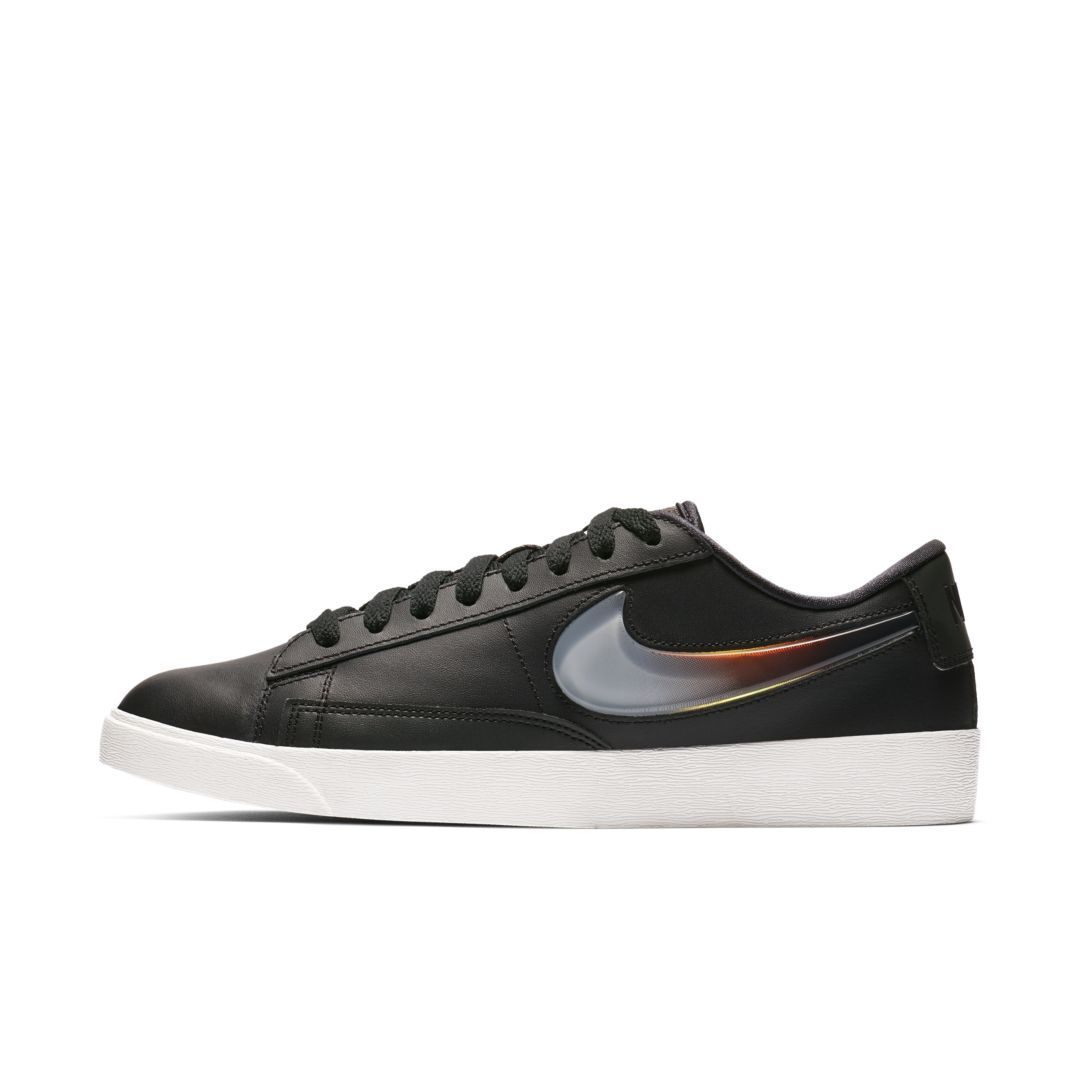 Nike Blazer Low Lux Premium Women's Shoe Size 10.5 (Oil Grey