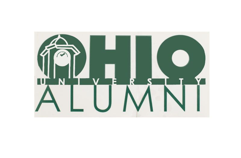 Ohio university alumni window sticker soon to be posted on the bobcat store