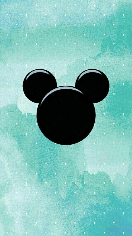 Pin de eloa rodrigues volpini em telas de fundo disney - Mickey mouse phone wallpaper ...