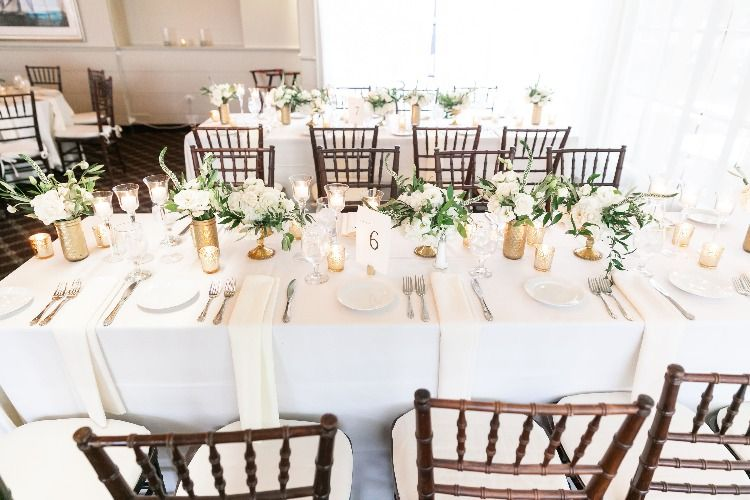 Long Tables Long Table Wedding Rectangle Wedding Tables Table Decorations