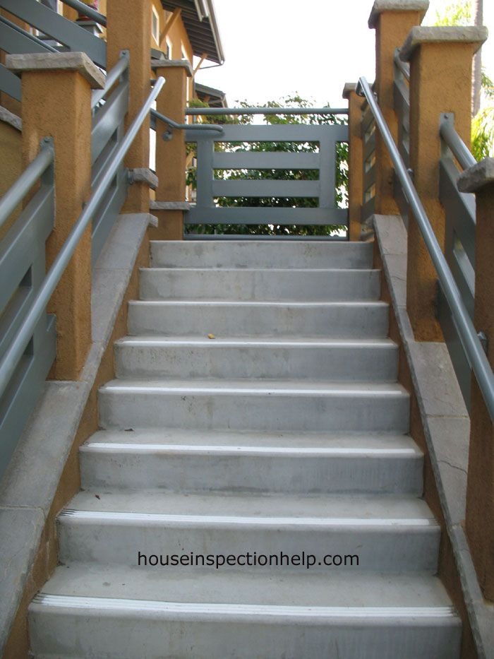 Beau Concrete Stairs Design Outdoor Images