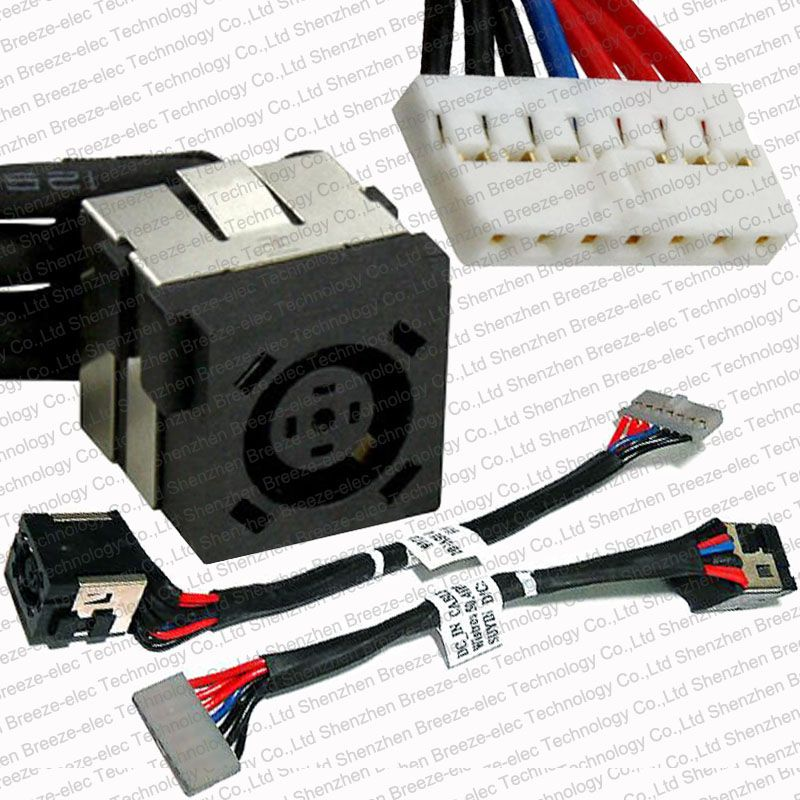 Click to Buy << 10PCS/LOT DC POWER JACK HARNESS PLUG wire CABLE For ...