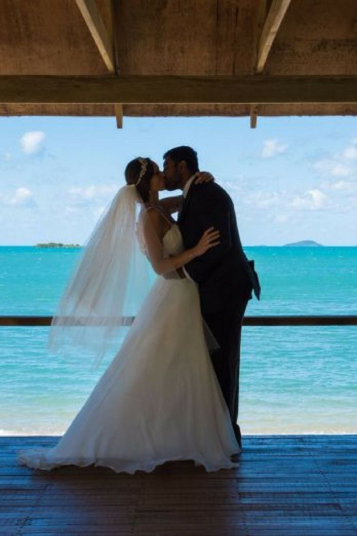 Wedding EARLANDO Whitsundays QLD via
