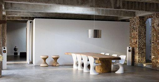 loft style 2 ○ ARCHITEKTUR - Scheunen ○ Pinterest Scheunen - einzimmerwohnung einrichten interieur gothic kultur