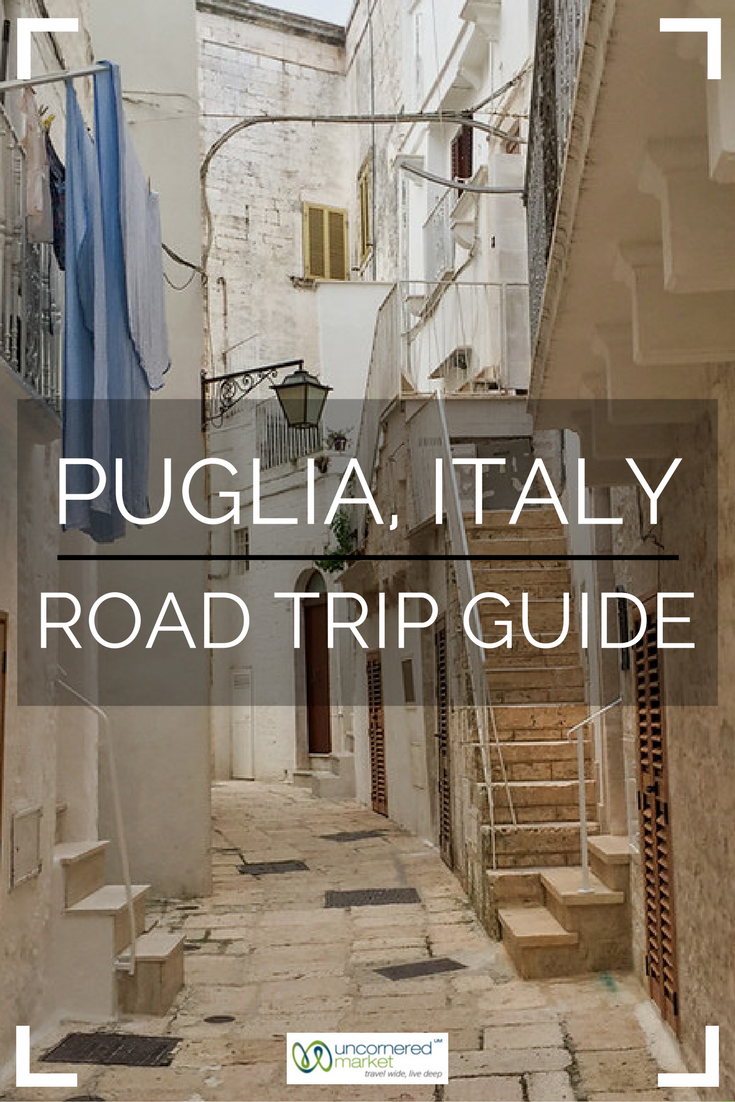 Puglia Road Trip: Experiential Guide of What to Do, See, Eat -  A road trip itinerary to Puglia, Italy including 25 of the best things to experience along the way. - #Eat #Experiential #Guide #Puglia #Road #TravelTips #Trip