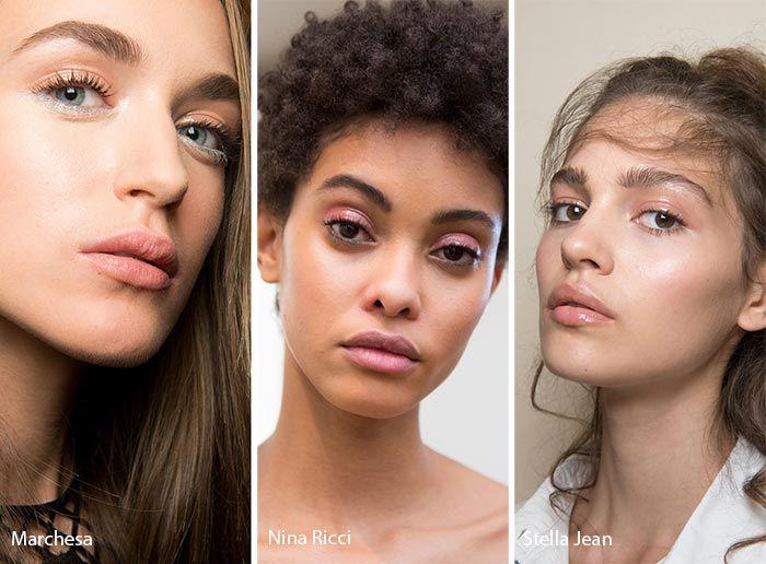 Spring/ Summer 2017 Makeup Trends   Eyeshadow styles, Haider ...