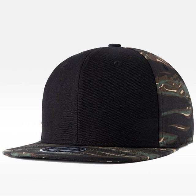 1bd8a5b8cbe 2017 Fashionable Snapback hip-hop camouflage baseball cap men women ...