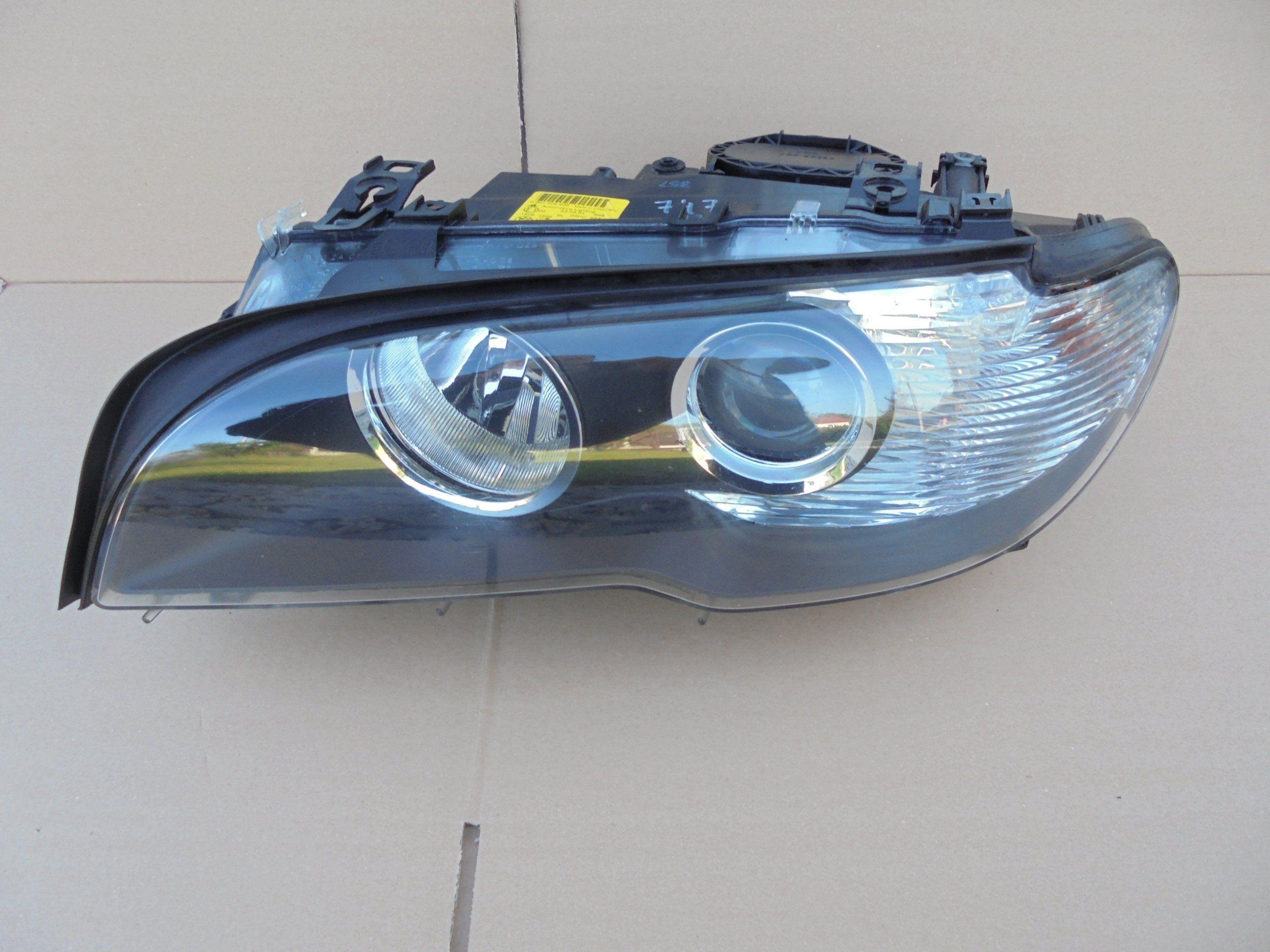 Lampa Przod Lewa Bmw E46 Coupe Cabrio 02 06 7125017096 Oficjalne Archiwum Allegro E46 Coupe Bmw E46 Bmw