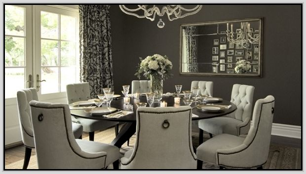 Large Round Oak Dining Table 8 Chairs Christmas Chair Covers Dunnes Stores For With Lazy Susan Room