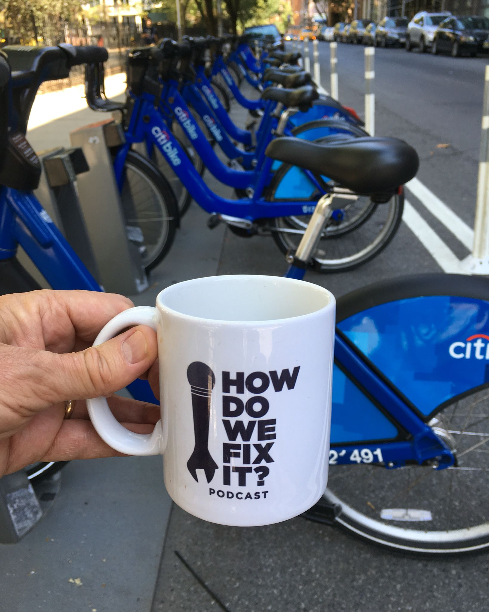Mugshot:  Take us for a ride www.howdowefixit.me #podcast #solutions #fixes