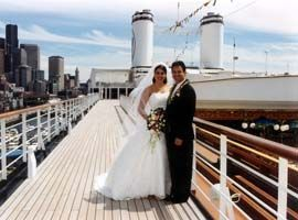 Romantic Wedding On A Boat Have A Wedding On A Cruise Ship - Getting married on a cruise ship