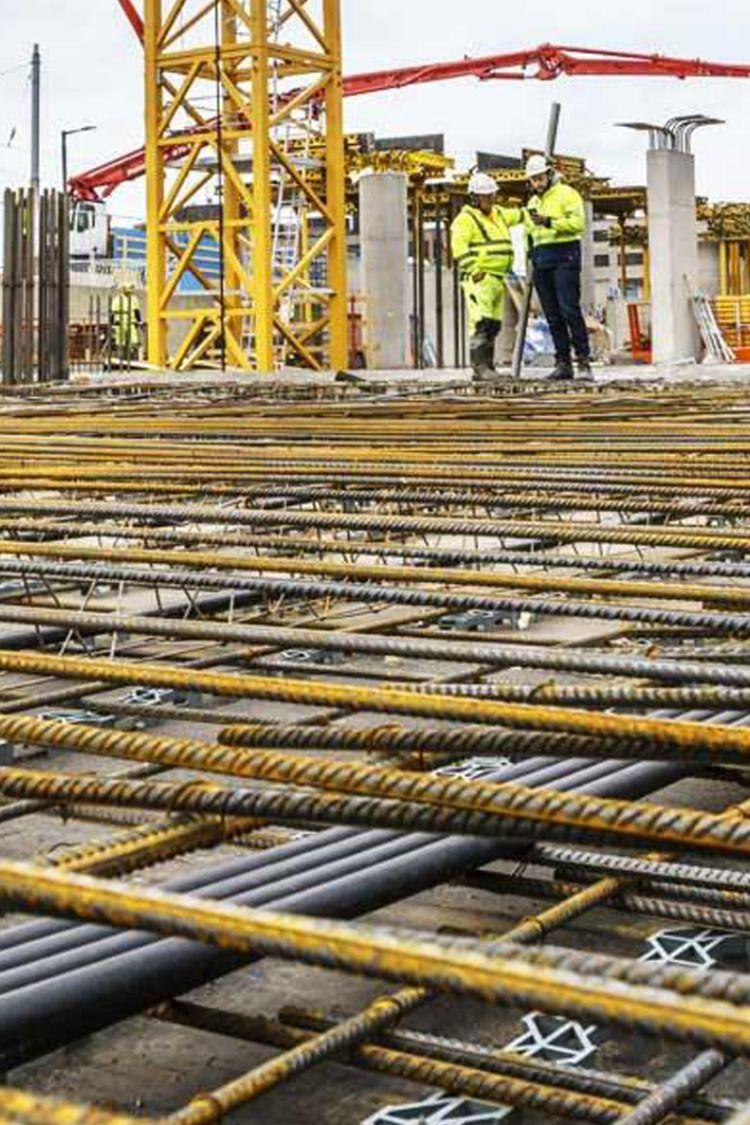 Rebar   Treppe   Rebar detailing, Reinforced concrete, Concrete