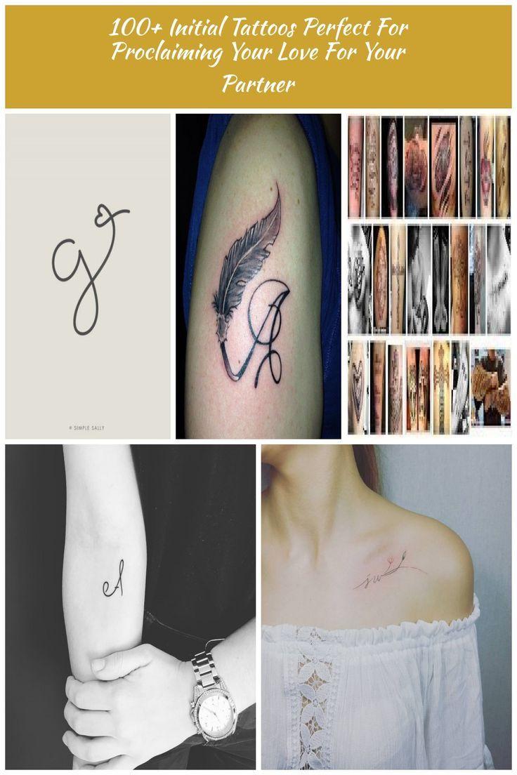 Tattoo, Letter G Tattoo, Initial initial tattoo