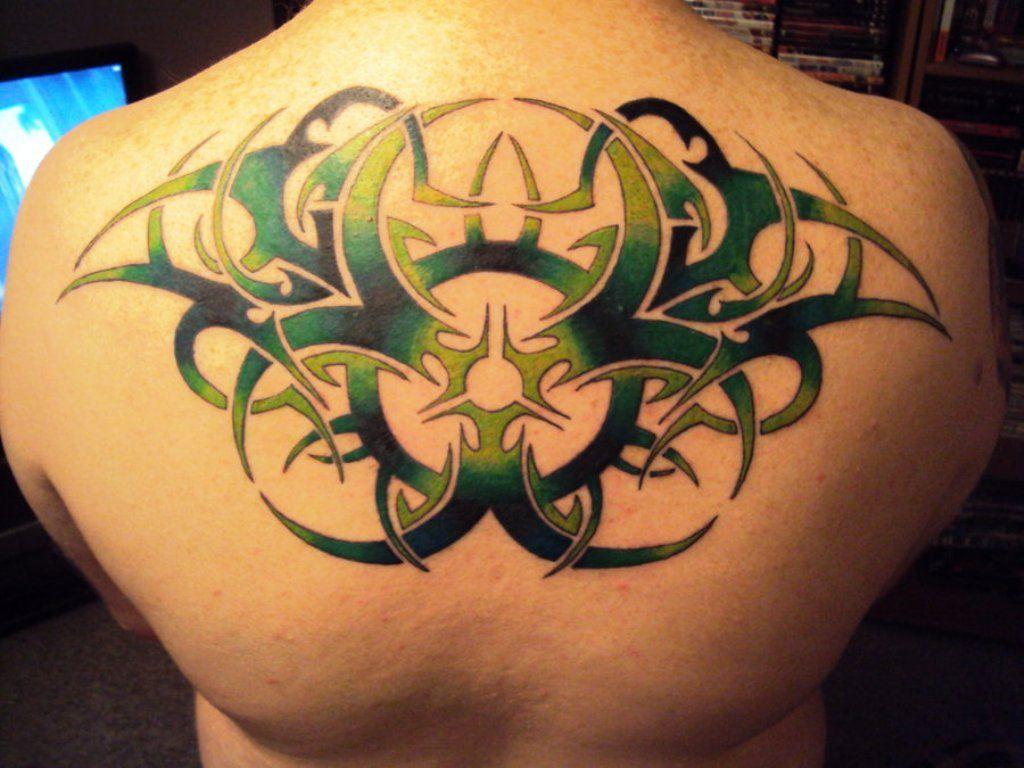 Best Biohazard Design Tattoo For Men Tribal Tattoos Tattoo Designs Men Cool Tribal Tattoos