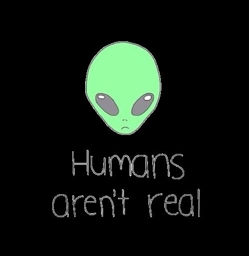 Png Overlay Tumblr Words Alien Cute Drawings