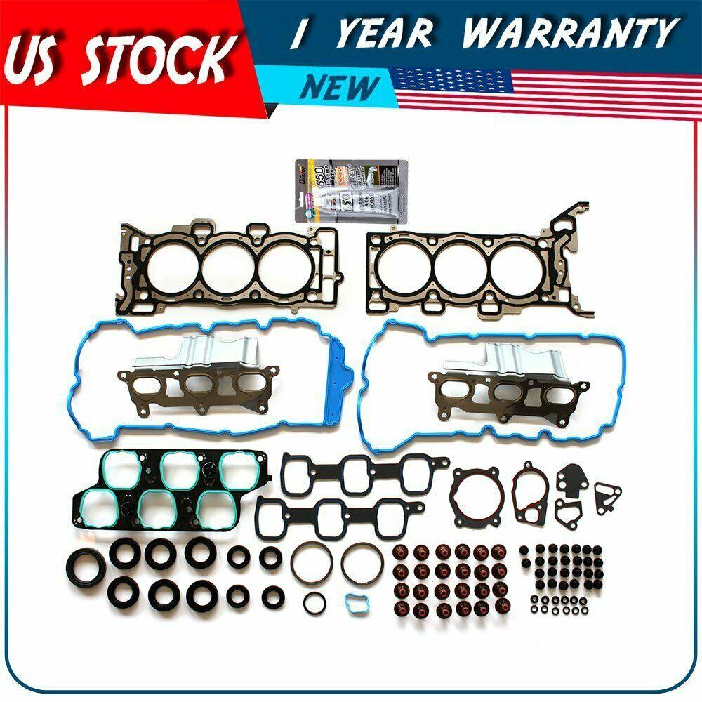 Head Gasket Set Fits 07 08 Buick Enclave Gmc Acadia 3 6l 217cid V6 Dohc Vin 7 D Buick Mini Cooper S Nissan Juke