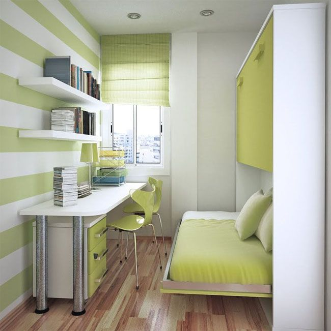 Small Office Bedroom Combo Small Space Bedroom Decor Ideas