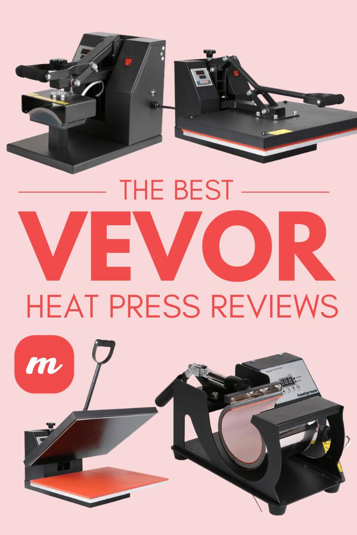 The Best Vevor Heat Press Reviews Best Heat Press Machine Heat Press Heat Press Machine