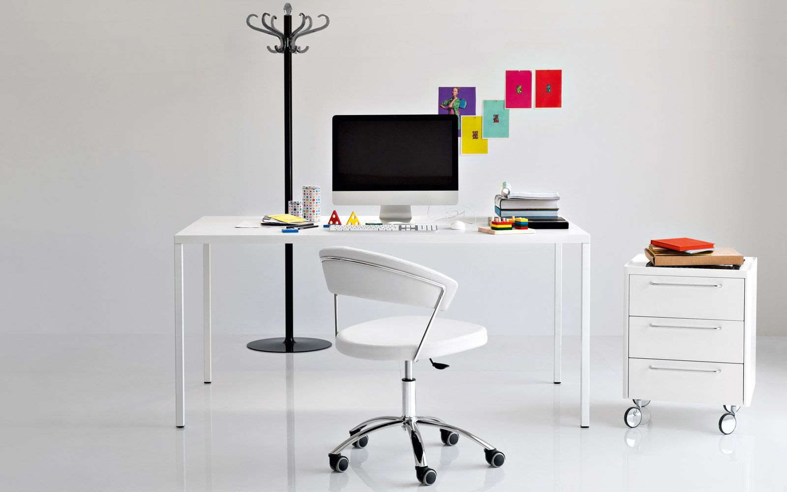 Sedie Da Scrivania Calligaris.New York Swivel Chair By Calligaris Via Designresource Co Office