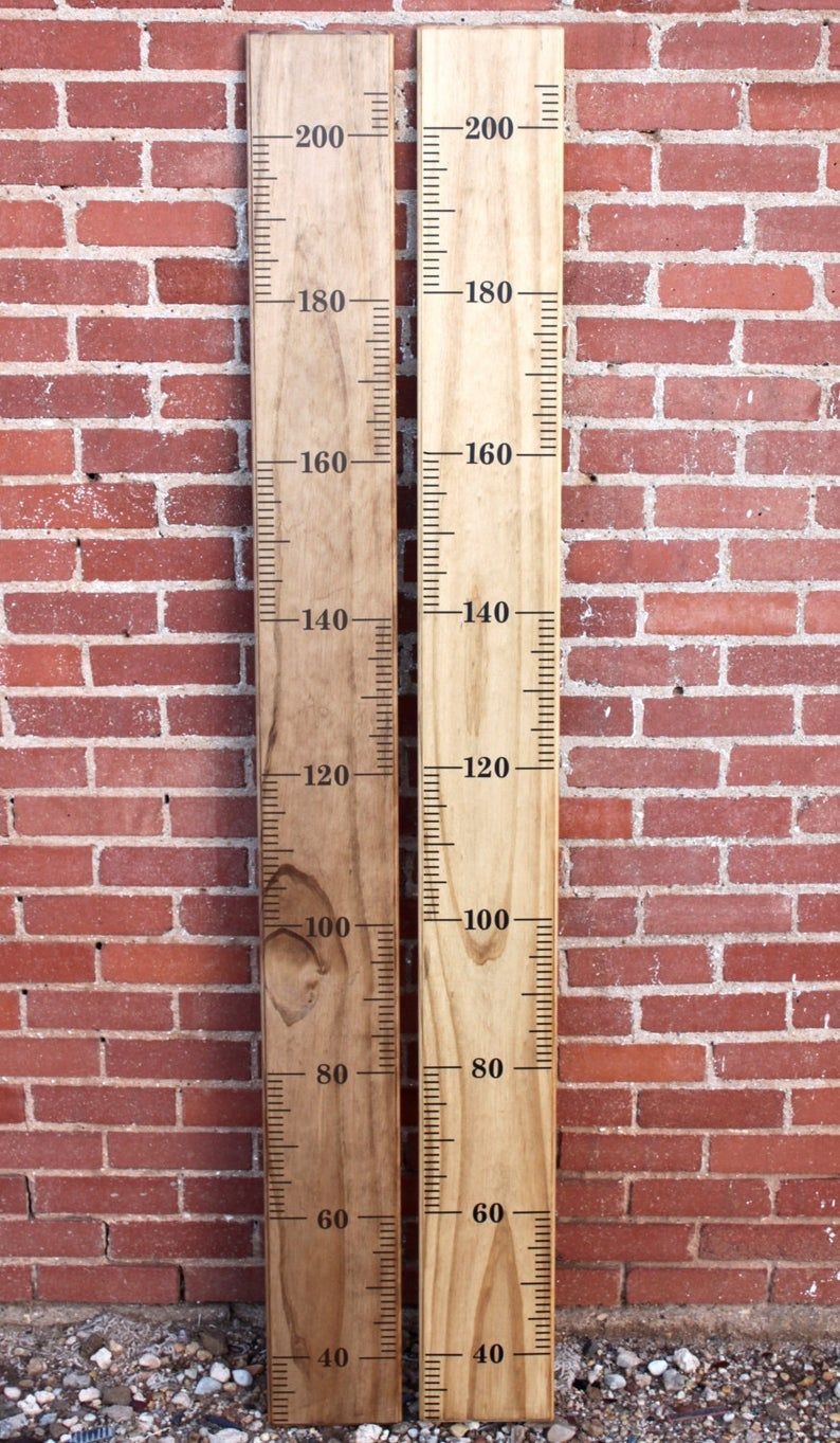 Metric Diy Growth Chart Ruler Vinyl Decal Kit Alternating Etsy In 2020 Growth Chart Growth Chart Ruler Height Chart Diy