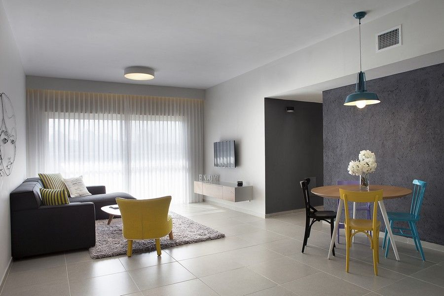 apartment simple home