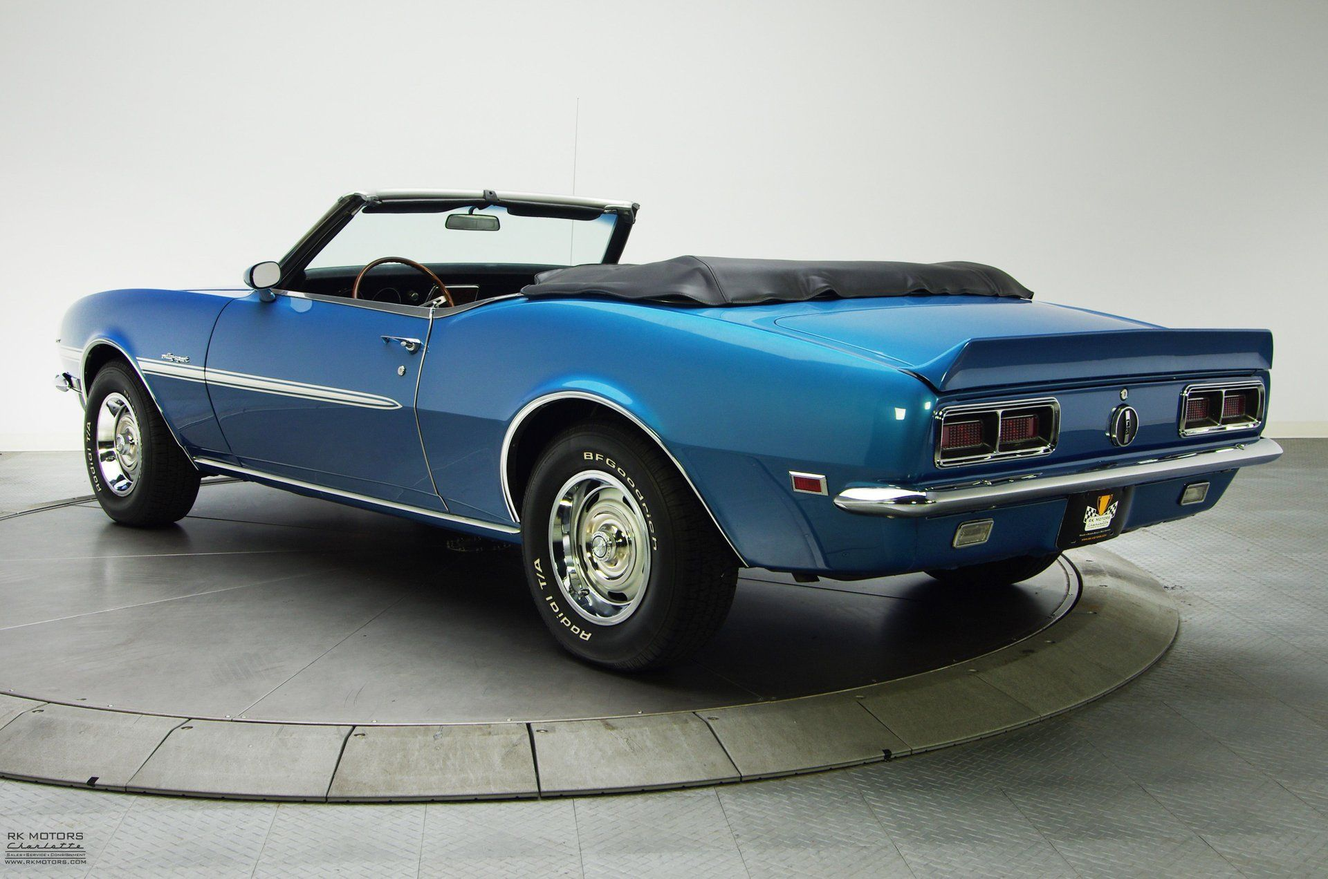 132543 1968 chevrolet camaro rk motors classic cars and