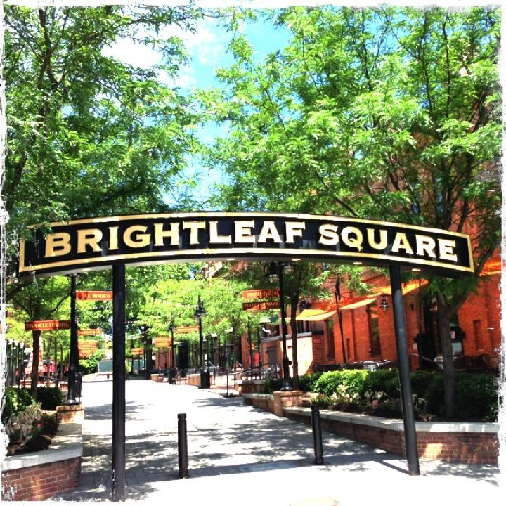 Brightleaf Square Is Home To Many Restaurants Cafes And Retail