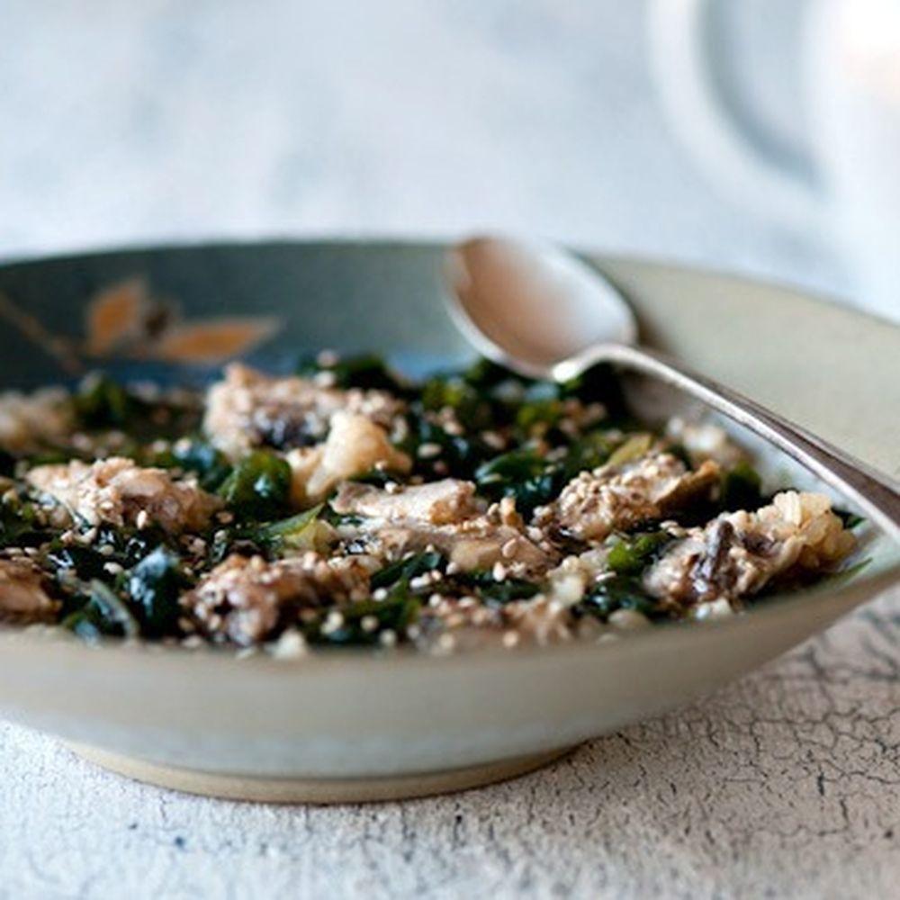 Sardine Ochazuke recipe on Food52