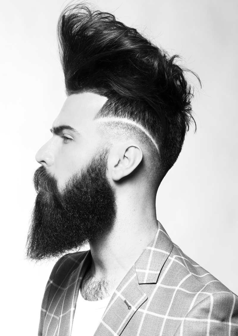 Trendy men haircuts streets of new york  uros mikic  see the entire hair collection