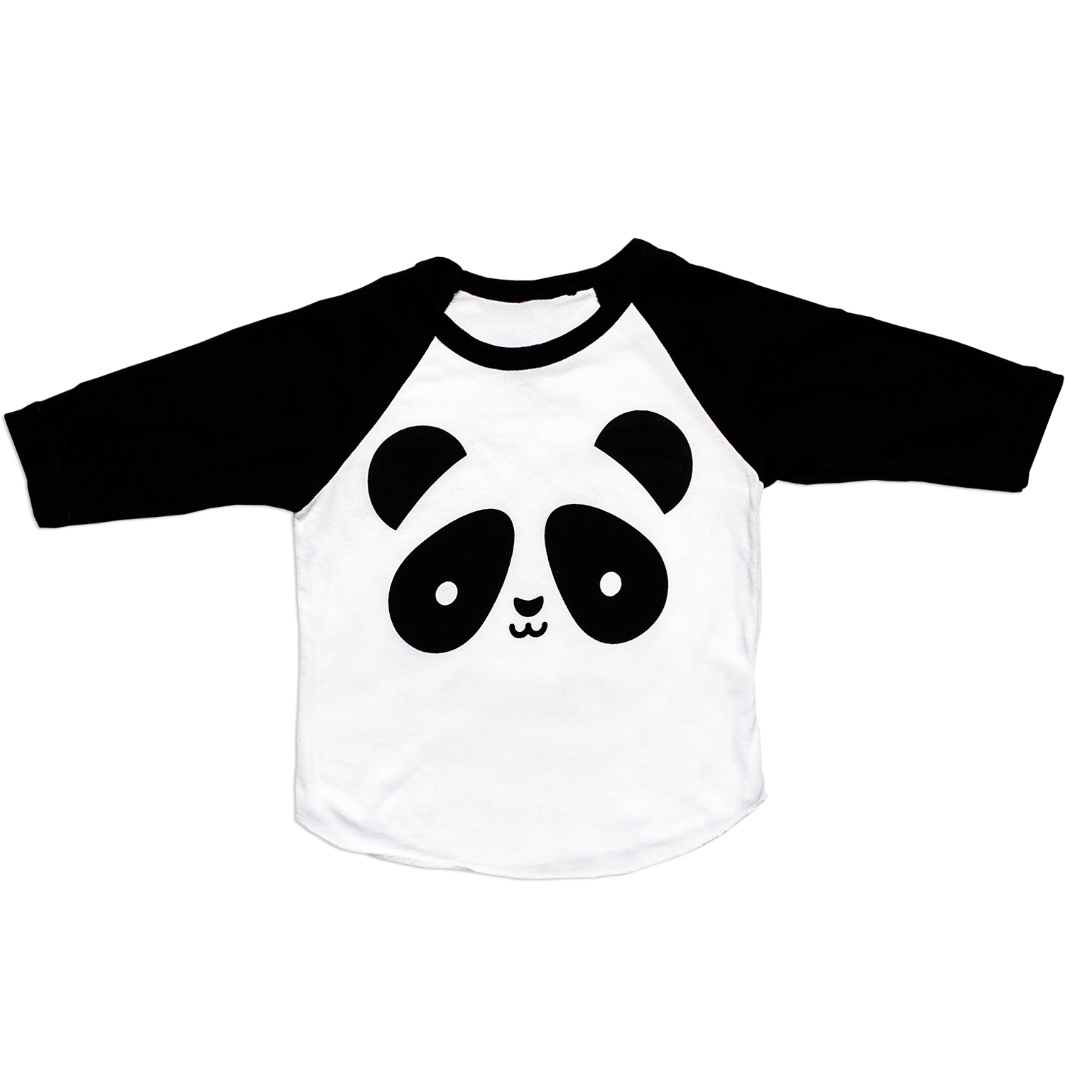 Kawaii Panda Baseball TShirt Panda shirt, Kids outfits