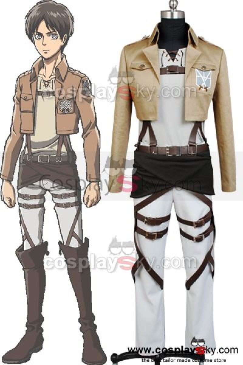 Attack-on-Titan-Eren-Jaeger-Cosplay-Costume-9 | Attack on ...