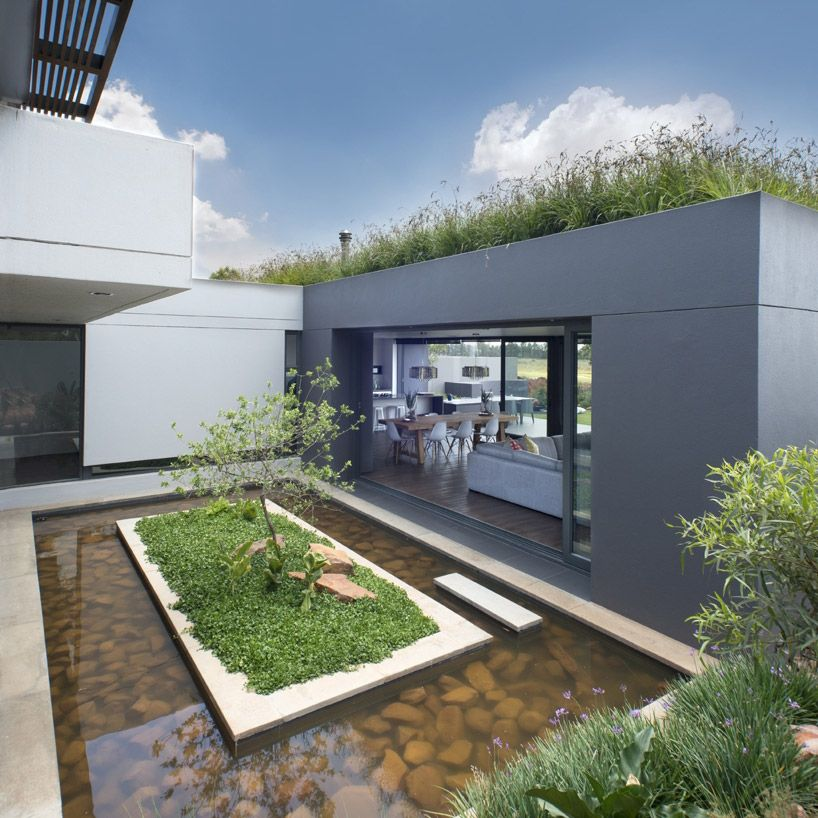 W Design Architecture Studio Blends House Within The