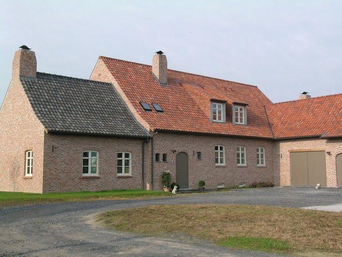 Landelijk huis belgian architecture pinterest house for Landelijk huis