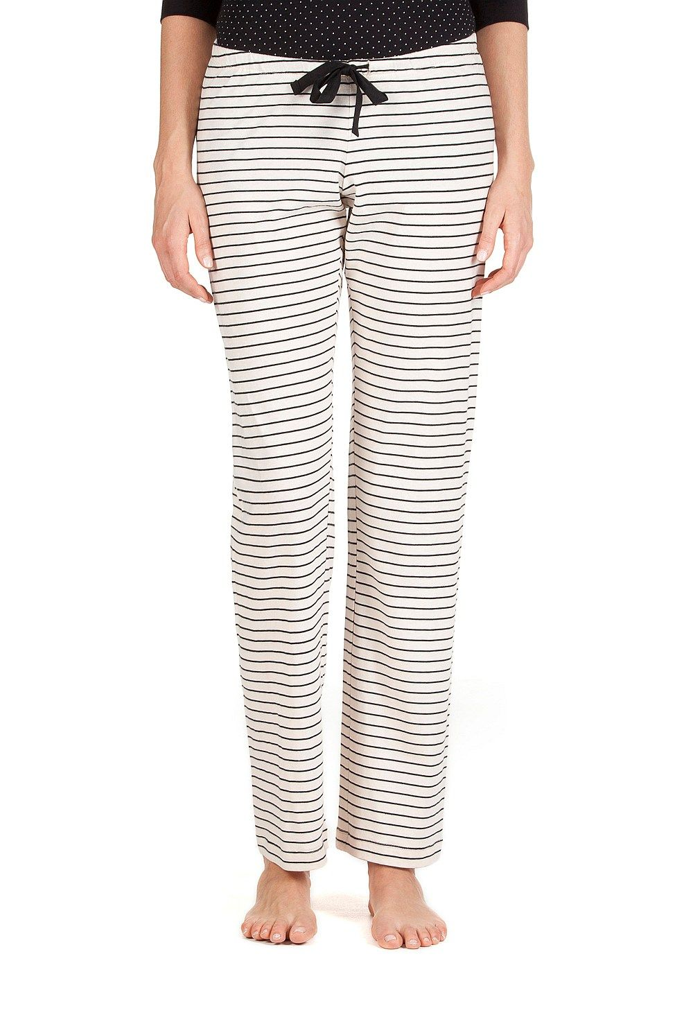 ce4e7c1f10d4 Striped Pj Pant in Marshmallow from Country Road