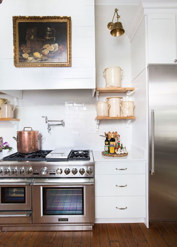 Stylish New Orleans Showhouse Kitchen Remodel Kitchen Decor