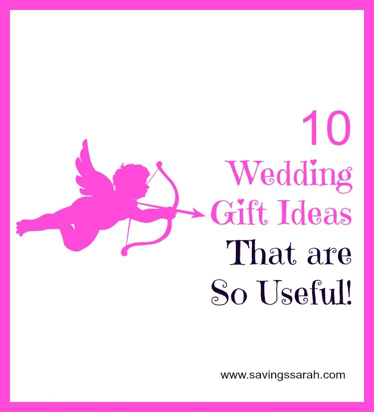 10 Wedding Gift Ideas That Are So Useful