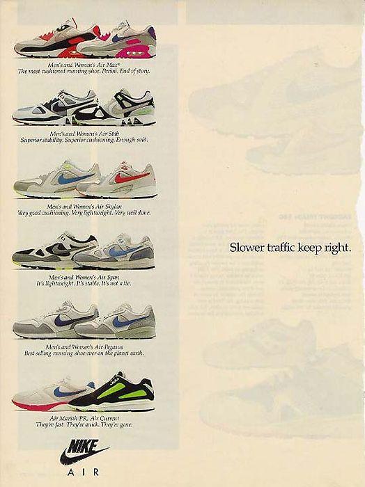 Newblance Nike Posters 90 Plus Am StabsTennis Vintage 3jRL54Aq