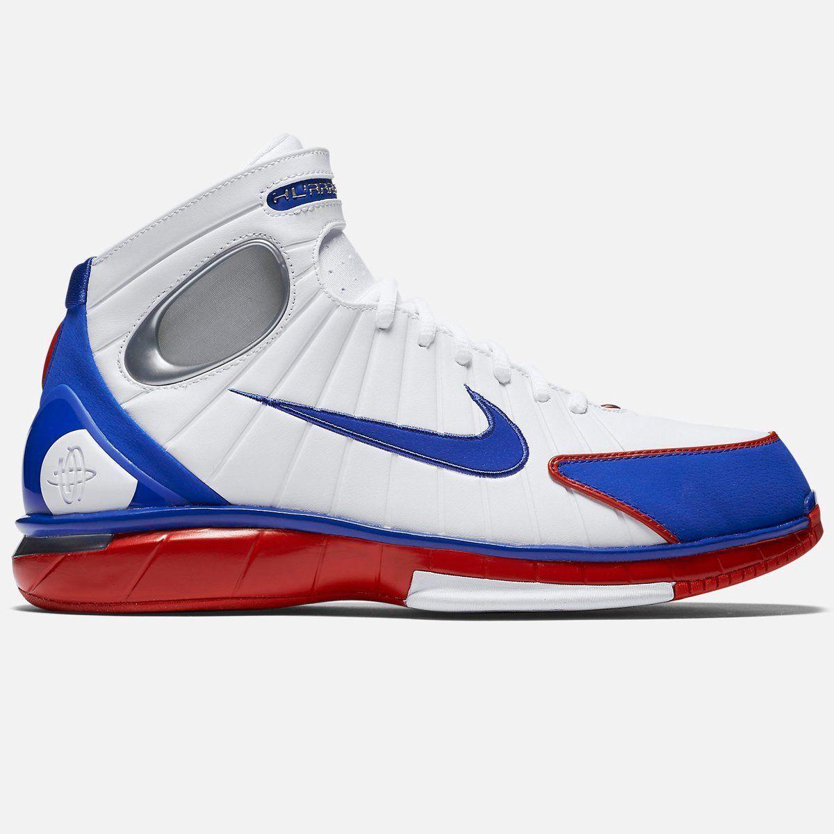 Men's Nike Air Zoom Huarache 2K4 308475-100 Kobe All Star Game ASG USA Sz