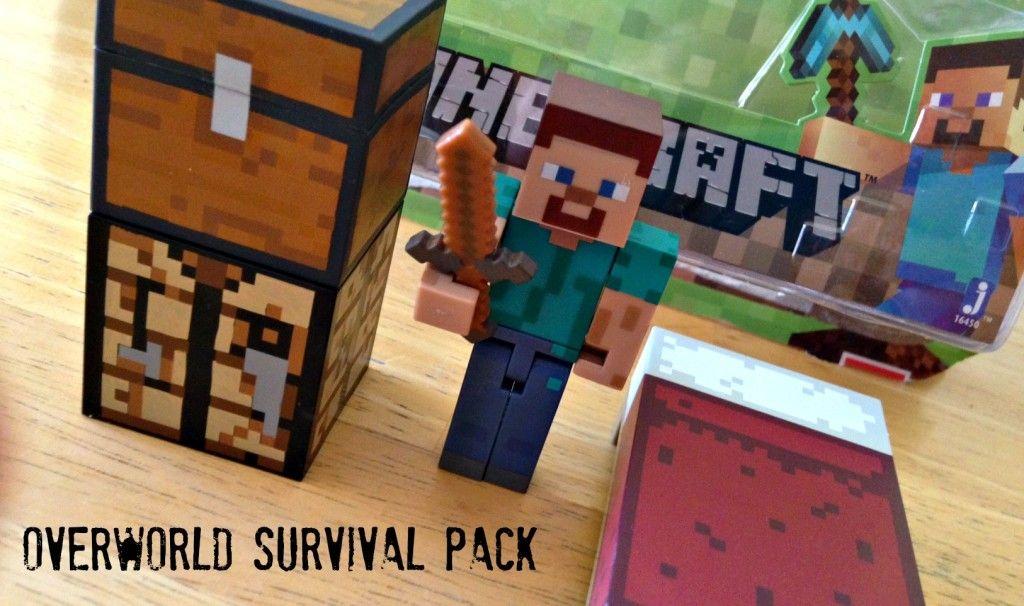 Minecraft Overworld Survival Pack Series 1