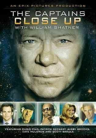 This totally unique documentary series joins together the likes of William Shatner, Patrick Stewart, Scott Bakula, Avery Brooks, Kate Mulgrew, and Chris Pine to discuss the strange and amazing experie