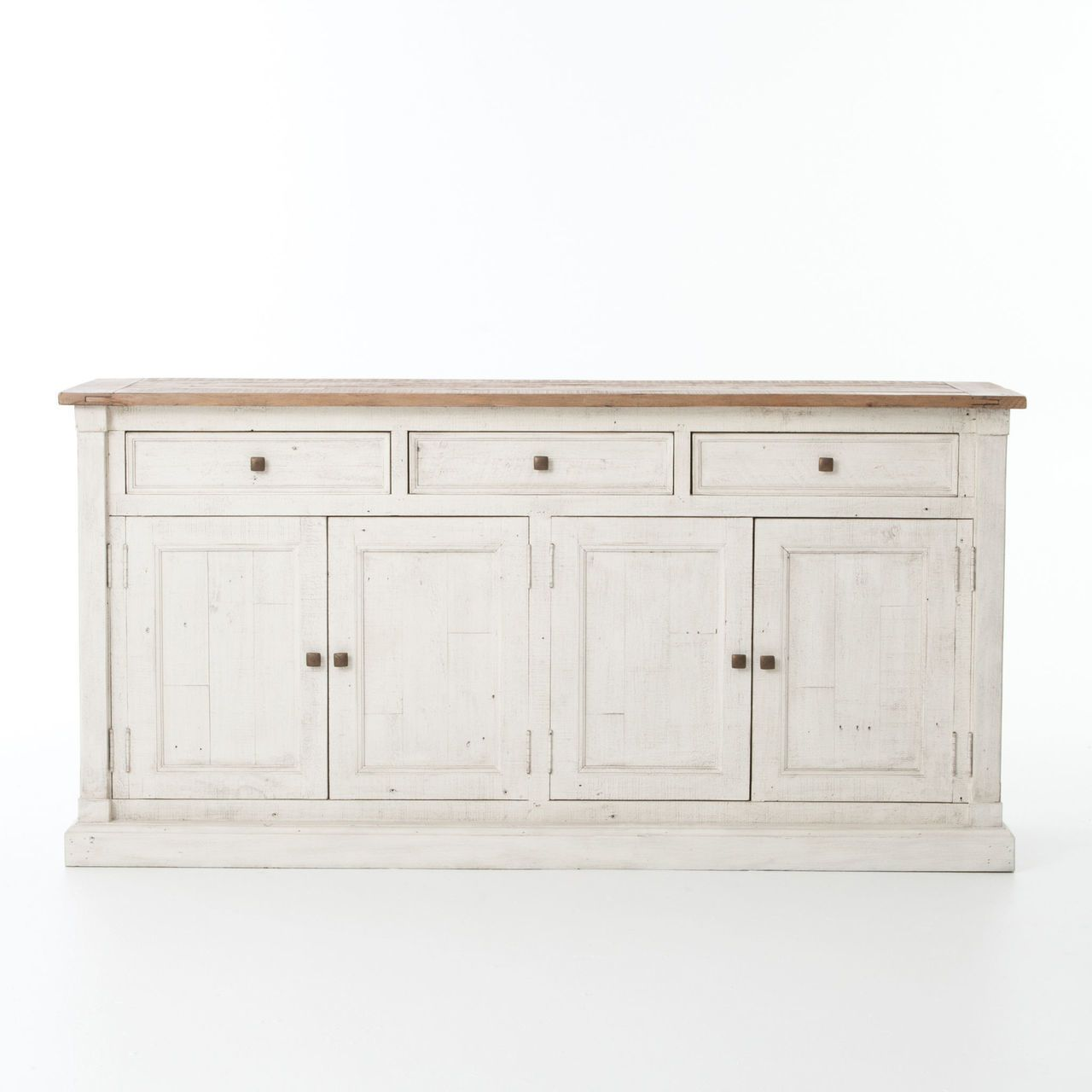 Unique White Sideboard Buffet