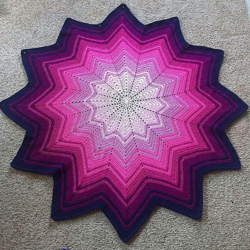 Awesome Crocheted Baby Blankets | Manta, Tejido y Ganchillo